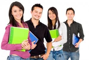 Разделенитето на колегите студенти